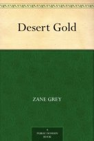 desert-gold Zane Grey